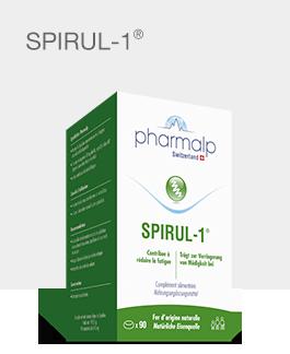 Pharmalp SPIRUL-1